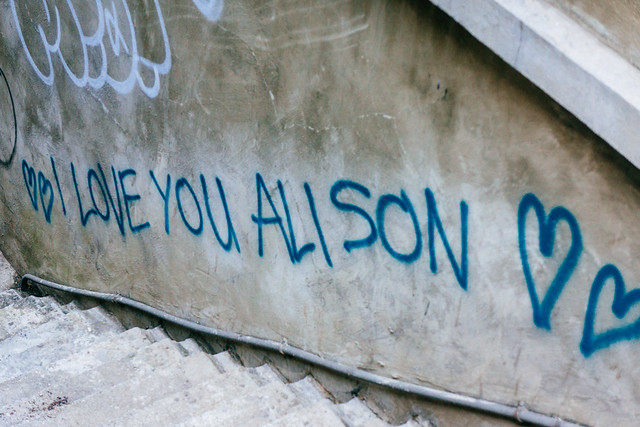 I Love You Alison - 07727