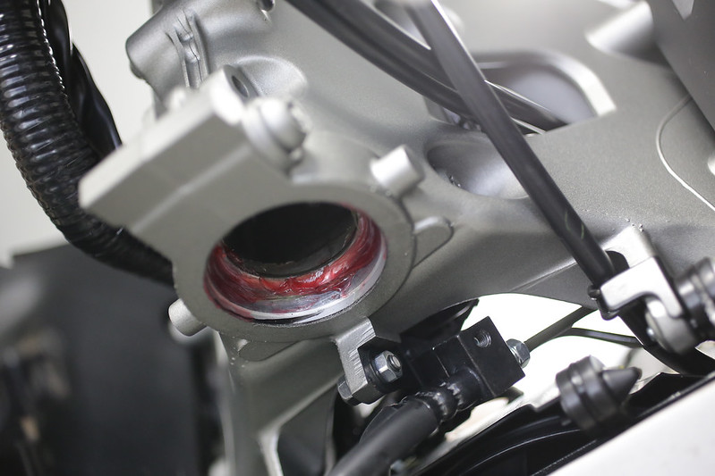 MT-09 新車納車整備
