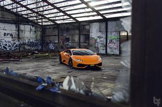 Lamborghini Huracán LP 610-4