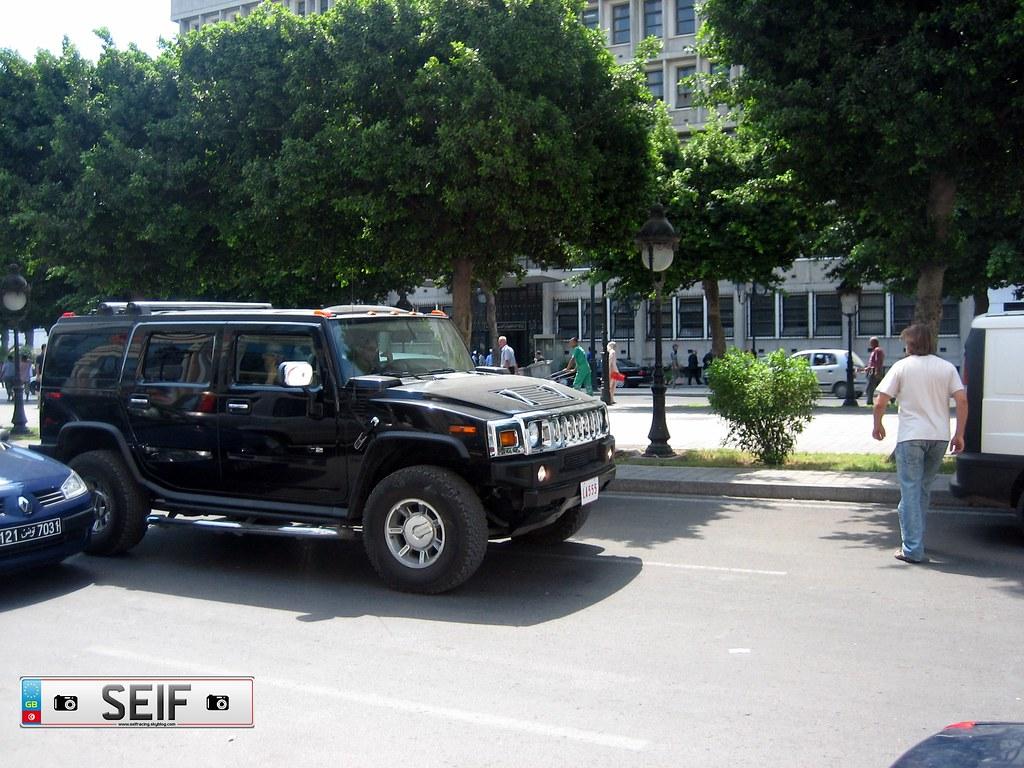 Hummer H2 Tunisia 2006