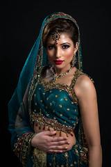 Indian Bride (:copyright: Jimmy Cheng)