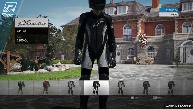 Гоночная игра RIDE выйдет на PS3 и PS4