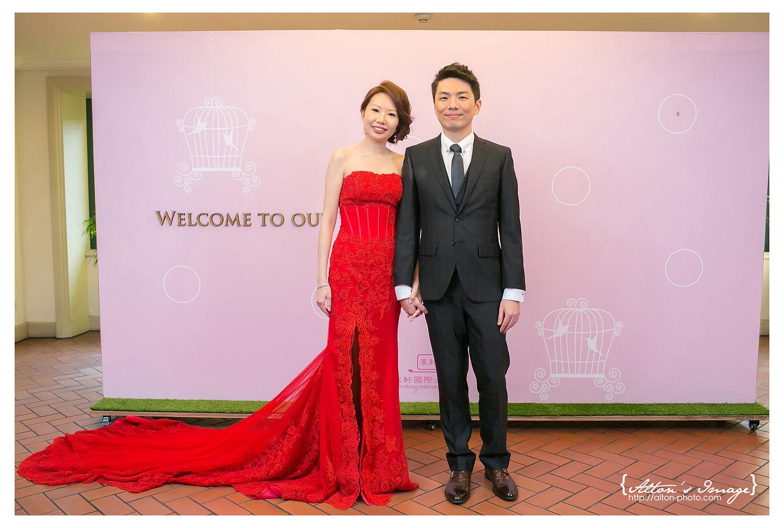 [高雄婚攝] Sam & Celine 宴客紀錄 @寒軒大飯店