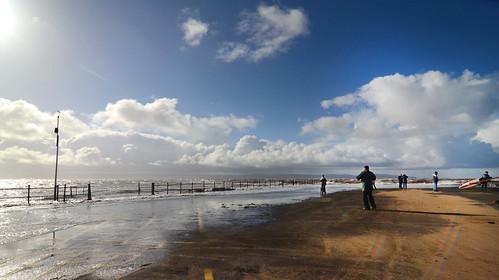Marine lake high tides