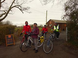 Stan's Bike Shack, Partridge Green