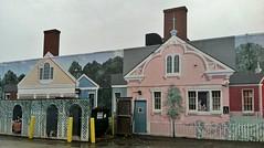 Davenport Street During The 19th Century