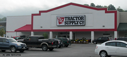 Tractor Supply -- Cedar Bluff, Virginia