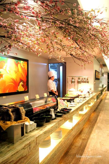 Luxent Hotel Quezon City Garden Cafe Buffet Dinner