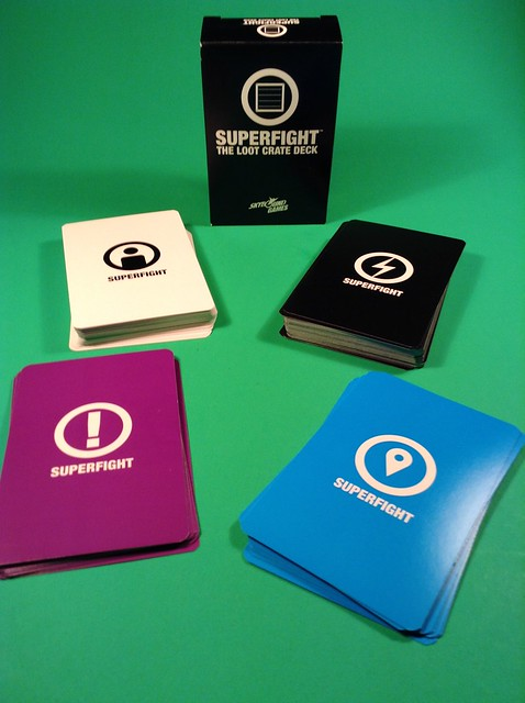 February 2015 Loot Crate Superfight
