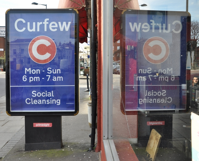 Dr d Social Cleansing Curfew