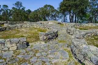 Obraz Cividade de Terroso. portugal archaeology foto castro fotografia turismo norte arqueologia povoadevarzim citania terroso castrodeterroso