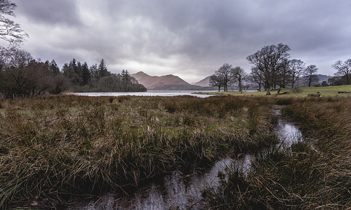 Derwent Water, Lake District National Park, Keswick