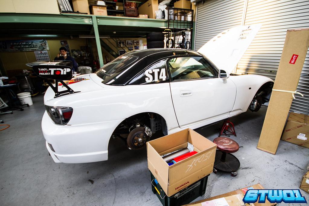 S2000 Vynl ready