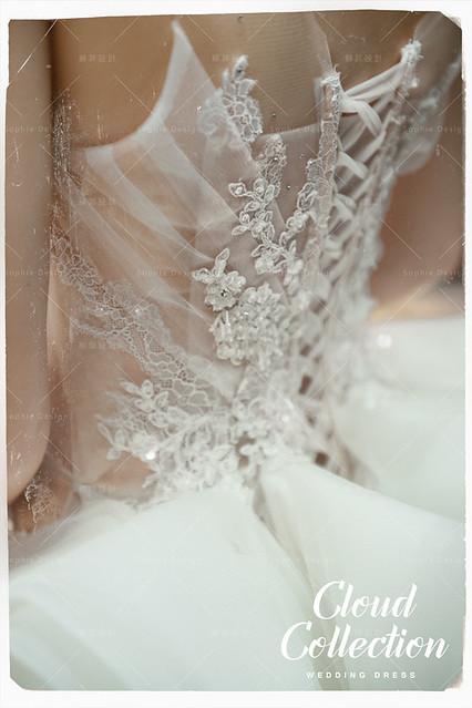 台中婚紗,婚紗禮服,手工婚紗,單租禮服,雲裳