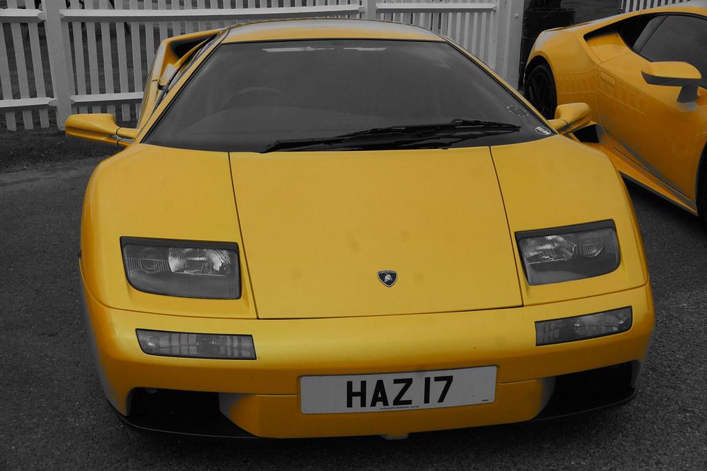 Lamborghini Diablo Vt 2001 Peter Saywell Track Day Goodw Flickr