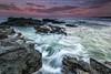 Morning Colors at Mengening Beach