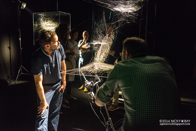 Spider Webs by Tomás Saraceno - DSC05341