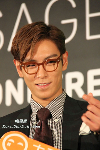 TOP - Secret Message Taiwan Press Conference - 06nov2015 - koreastardaily - 16