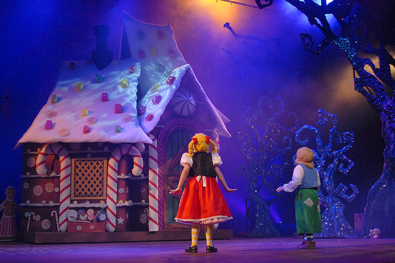 Hansel And Gretel The Musical Philippine Reperto