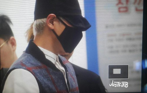 Big Bang - Incheon Airport - 25aug2015 - Just_for_BB - 09