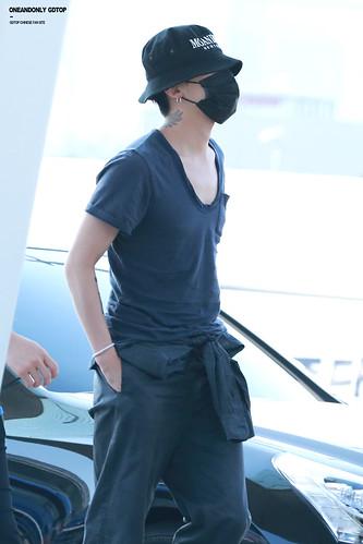 Big Bang - Incheon Airport - 05jun2016 - OAO-GDTOP - 08