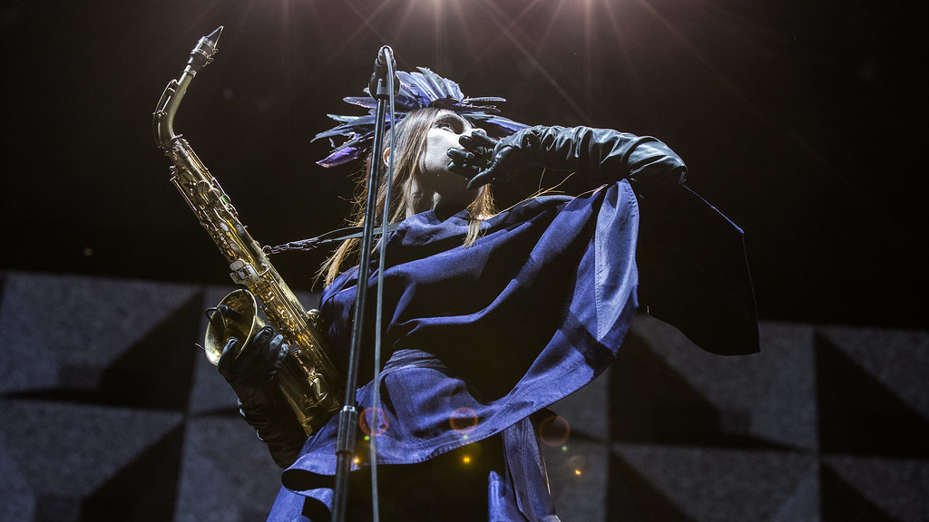 PJ Harvey, Øyafestivalen 2016