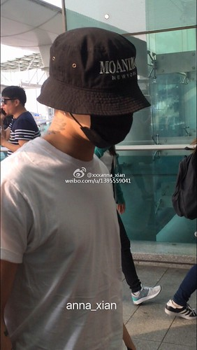 BIGBANG Departure Seoul Incheon to Foshan 2016-06-10 (136)