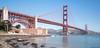 Golden Gate Bridge, San Francisco by SNeequaye