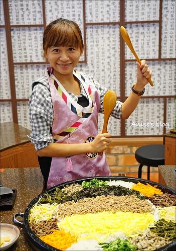 韓國傳統石鍋拌飯文化體驗館_017