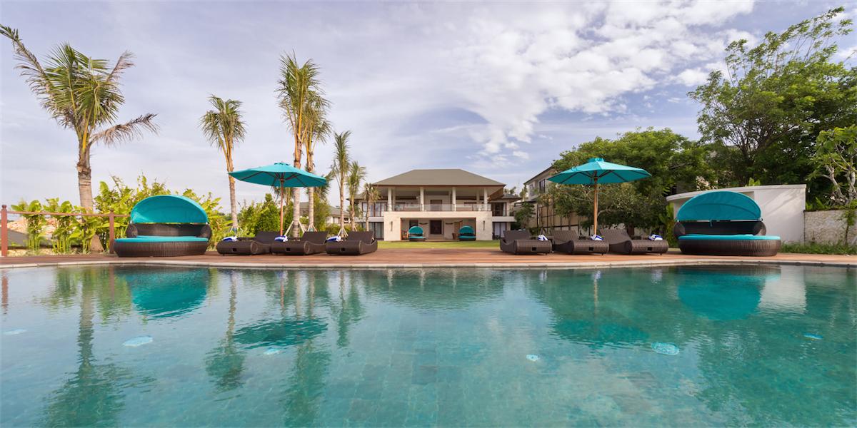 Villa complex Rose