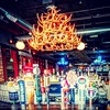 #Really #loved the #eclectic #décor of #Punchbowlsocial in #Denver
