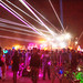 DSC05628 - Revelers Dancing on the Night of the Burn - Burning Man 2016