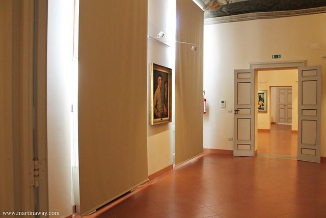 Palazzo Romagnoli, Collezione Verzocchi