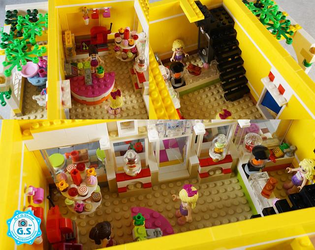 Lego Heartlake Cake&Juice Shop
