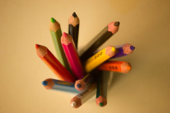 The Pencil Swirl.. by brb_clicks