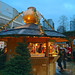 Mulled Wine and Cider Hut at Vancouver Christmas Market 2014