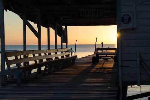 sun sunrise island belize sony cayecaulker a57 dt50mm