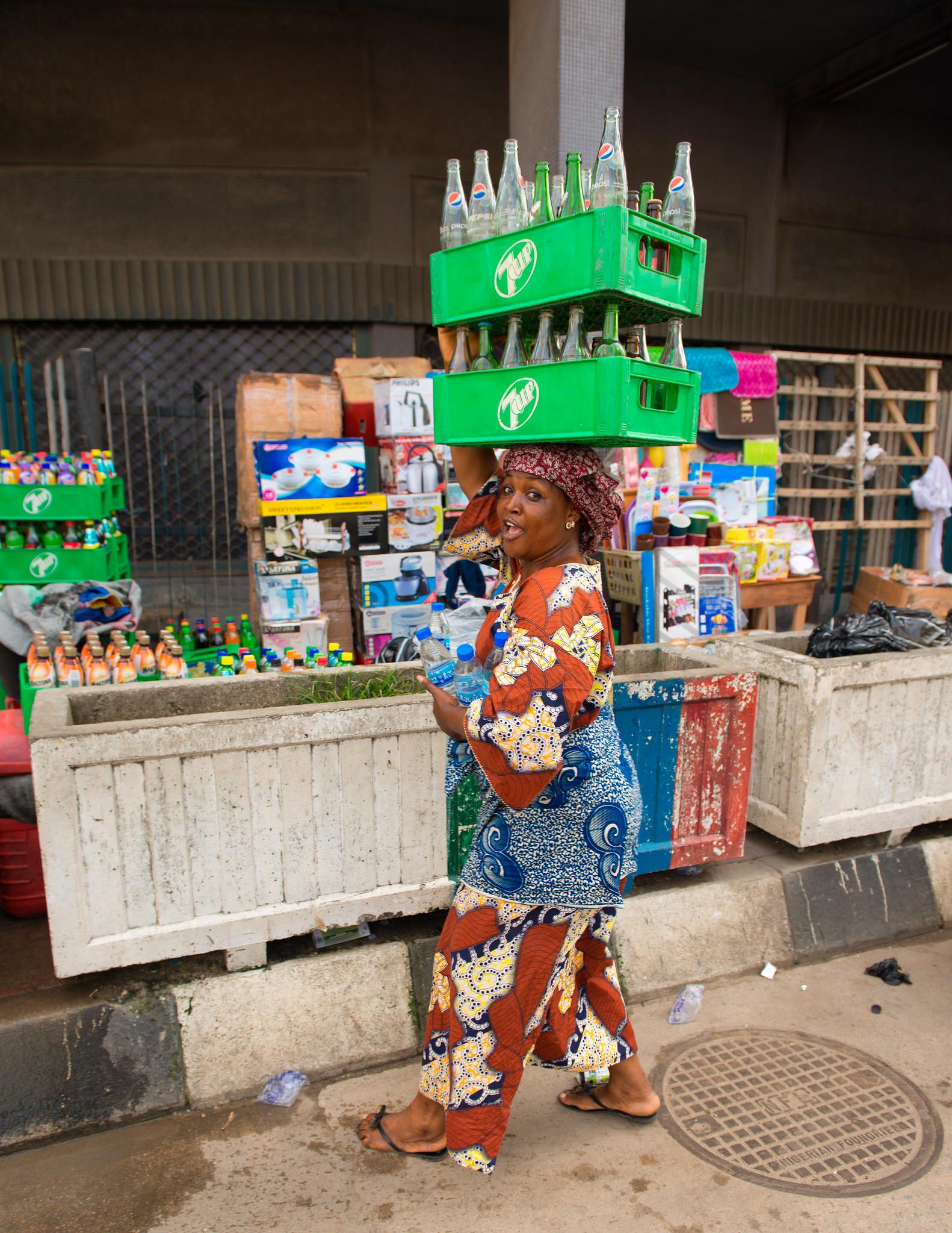 Bottle Service in Lagos