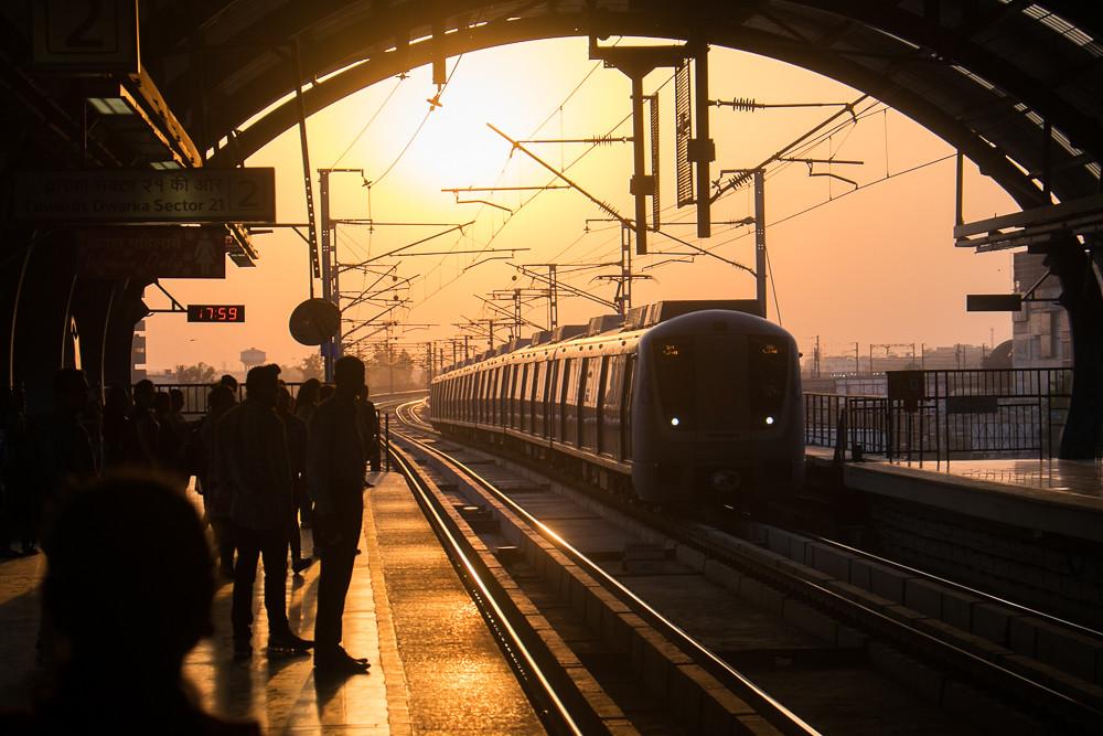 Vaishali Metro