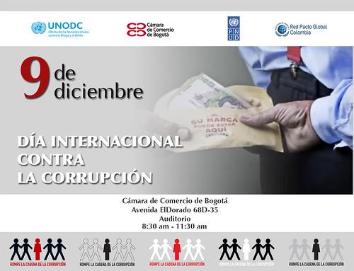Dia Internacional Contra la Corrupcion 2014