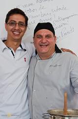 Aula-show do Chef Edson Puiati no Festival Boa Mesa