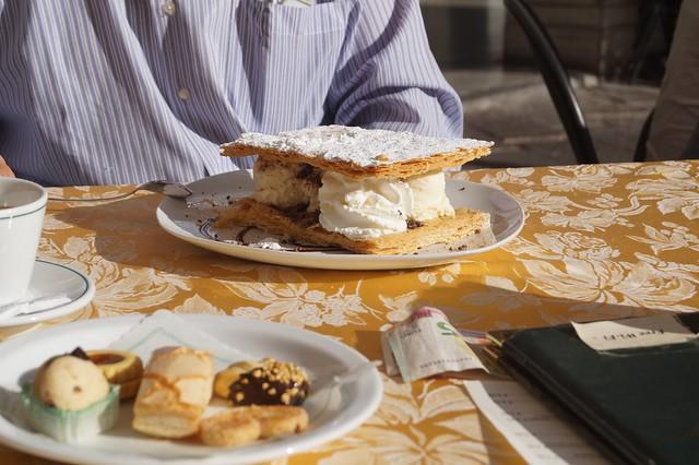 Ridiculous Italian Dessert