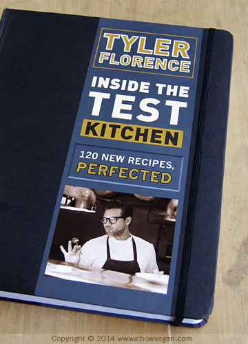 Inside the Test Kitchen Cookbook