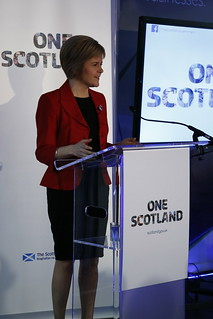 First Minister makes major economic speech