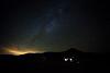 Milky Way over San Carlos Arizona.