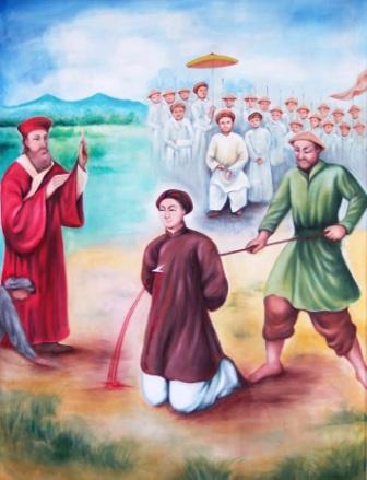 Các Thánh Tử Đạo Việt Nam ...