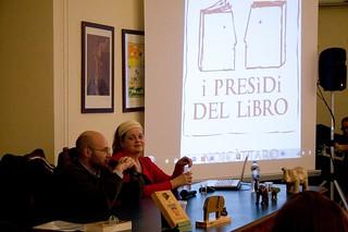 Noicattaro. Shoah 2015  Presidio del Libro front