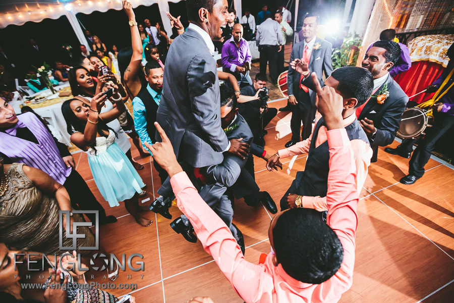 Atlanta Guyanese Hindu Wedding Photographer
