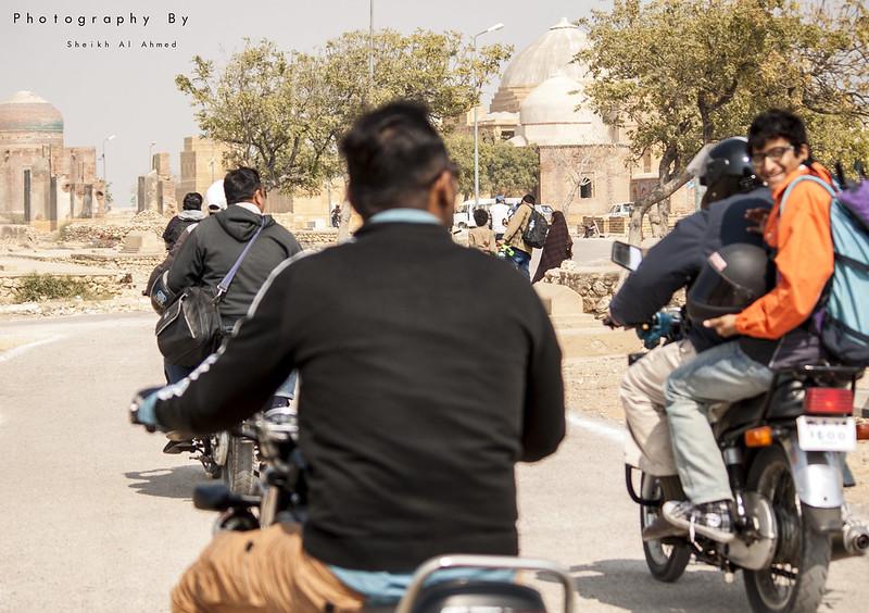 KTG Bikers short trip to makli graveyards thatta sindh - 15890531033 06dd4948c6 c