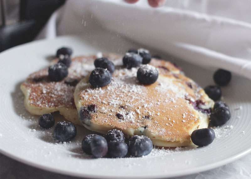 pancake day recipes, Bumpkin Betty